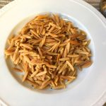 easy weeknight dinner orzo