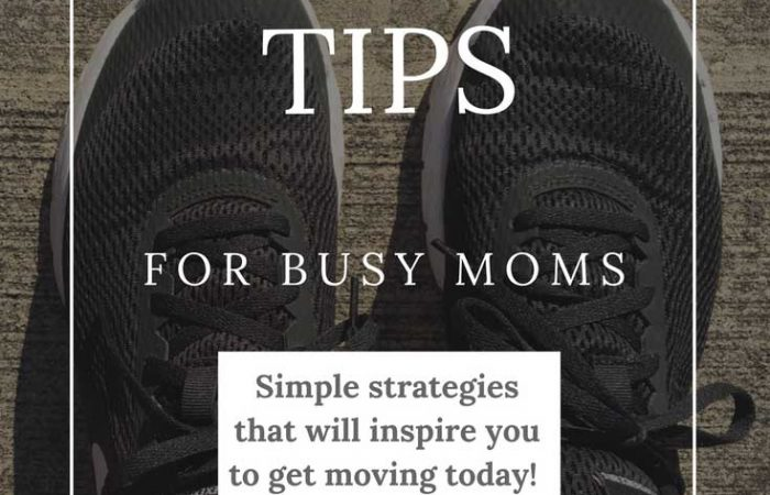 Exercise Tips for Busy Moms