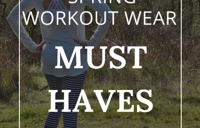 Stylish Workout Clothes For Spring