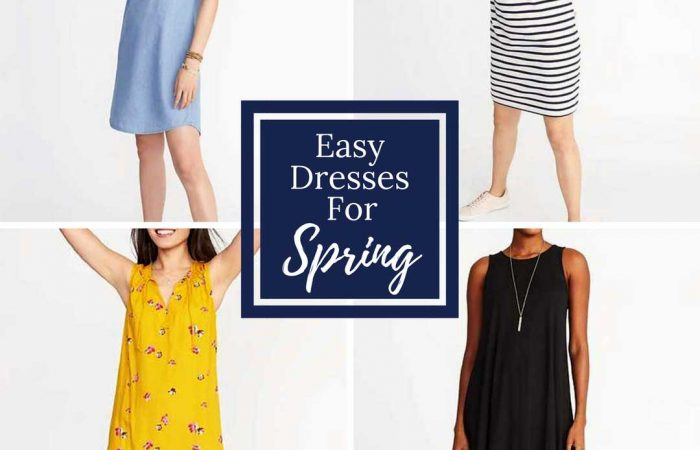 Looking for casual yet stylish dresses for spring? Today I'm sharing a few of my favorite finds from a recent shopping trip. All of these dresses can easily transition from spring to summer, and the best part is that they won't break the bank!