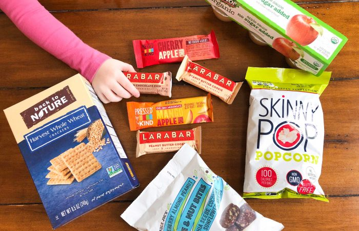 25 Healthy Back-to-School Snacks