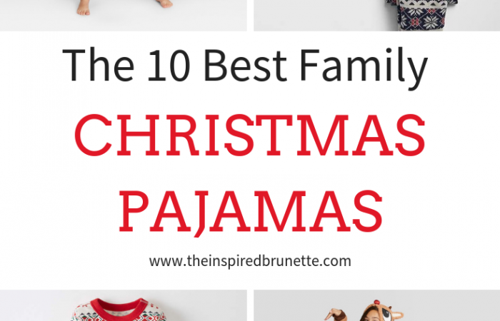 Top 10 Family Christmas Pajamas