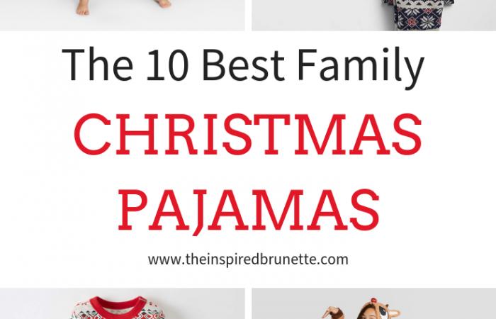 Top 10 Family Christmas Pajamas