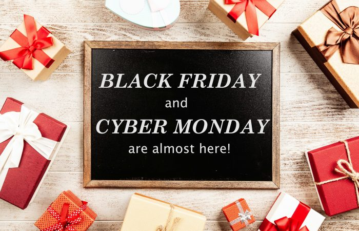 free Black Friday and Cyber Monday Printable