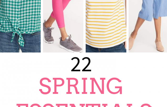 Dreaming of new pieces to add to your spring wardrobe? Sharing some great pieces at great prices for spring from Old Navy...