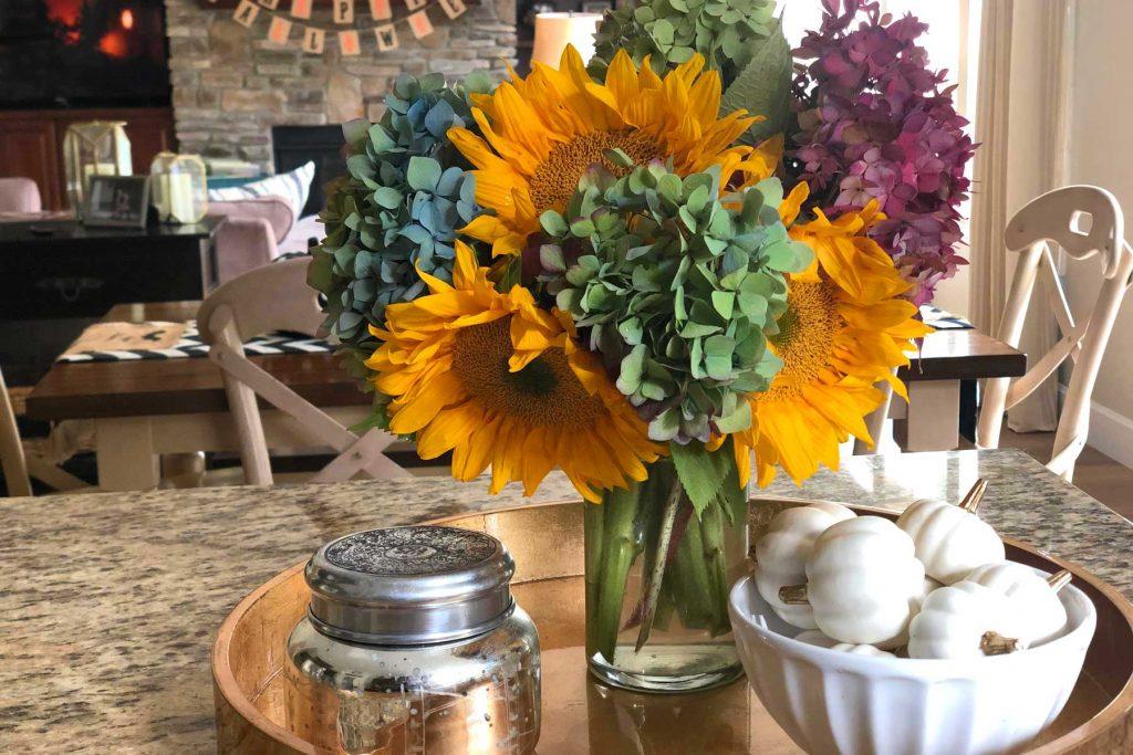 Trader Joe's Sunflowers