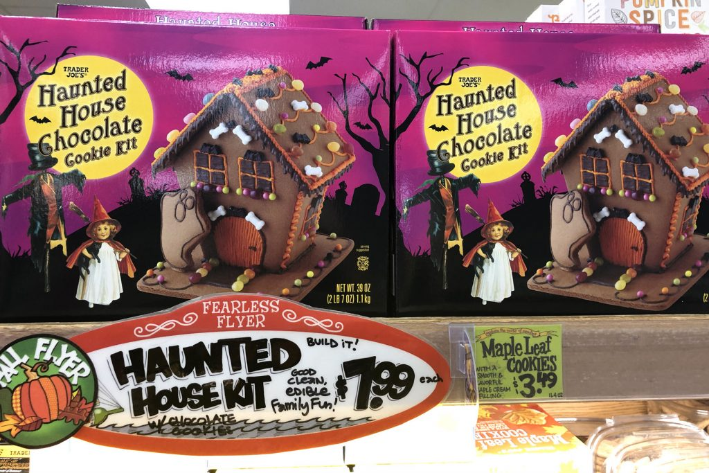 Trader Joe's Haunted House Kit