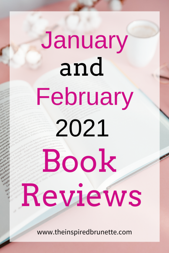 January and February 2021 Book Reviews