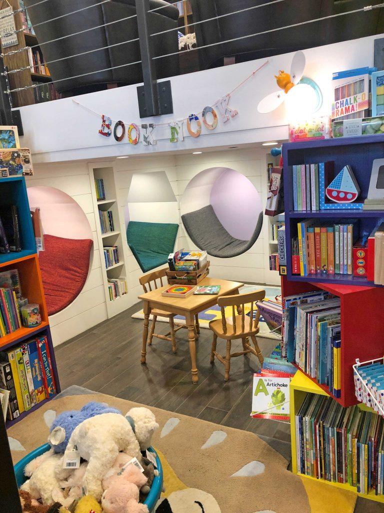 Seabrook Washington book store