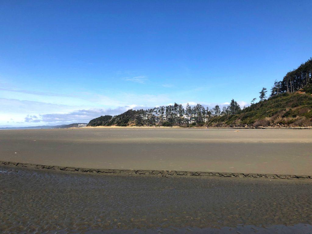 Seabrook Washington beach