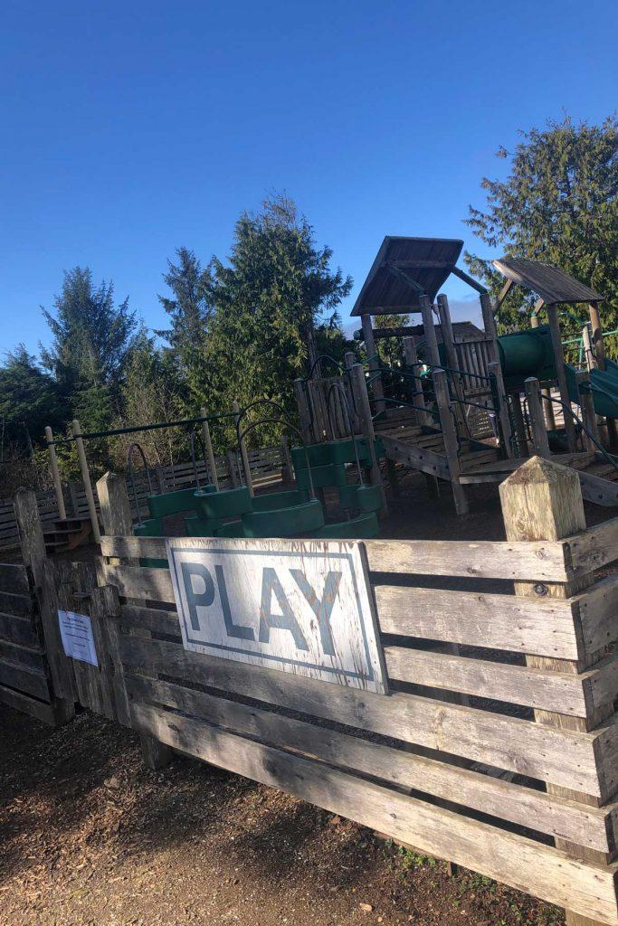 Seabrook Washington playground