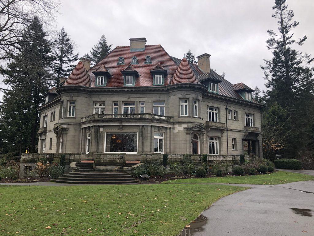 Pittock Mansion Portland fall bucket list