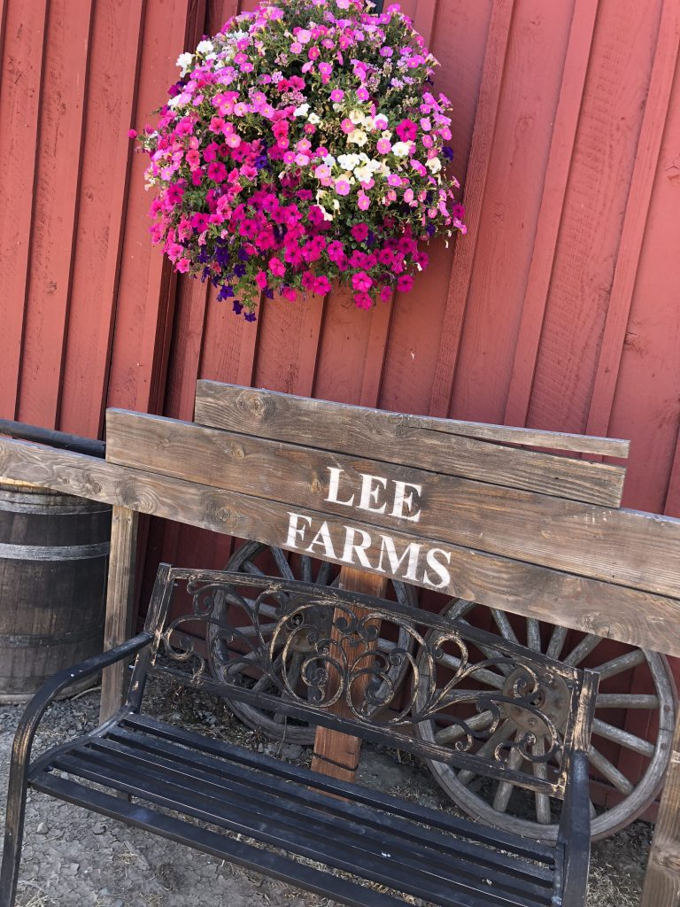 Lee Farms Portland Fall bucket list